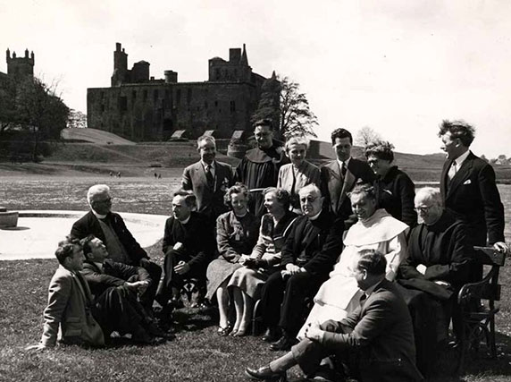 The Scottish Catholic Historical Association 1950
